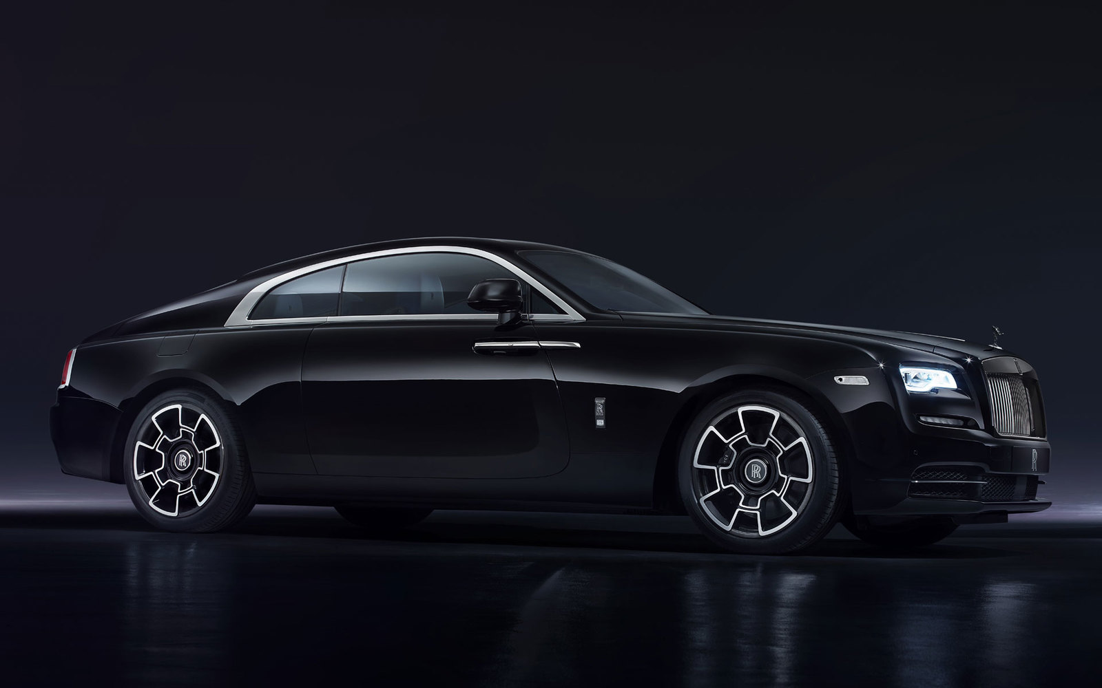 Rolls Royce Wraith Black Edition