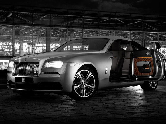 Rolls Royce Wraith Inspired by Film