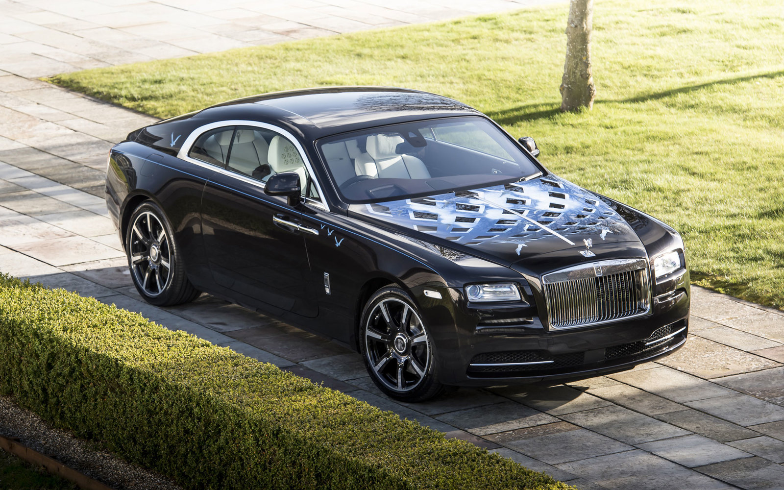 Rolls Royce Wraith Inspired by Music