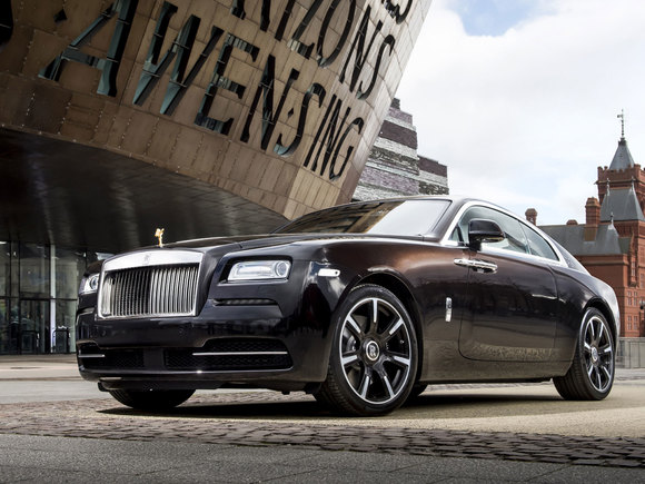 Rolls Royce Wraith Inspired by Music Nr. 2