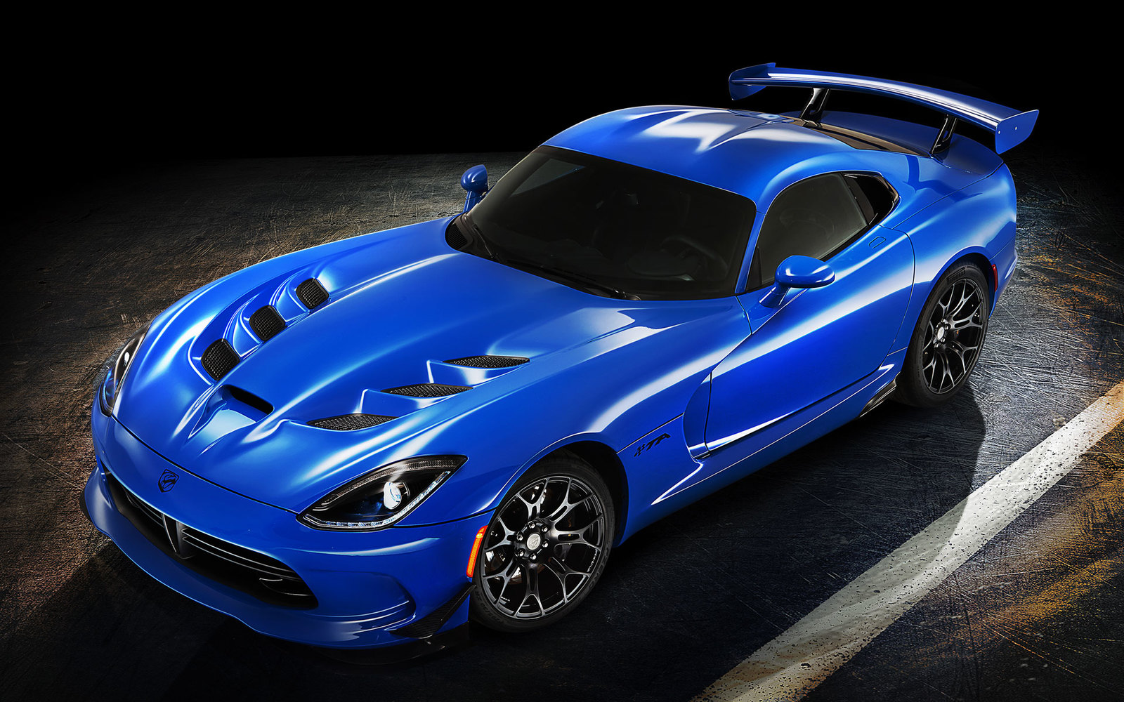 SRT Viper Time Attack 2015