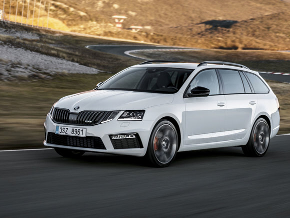 Skoda Octavia RS Facelift