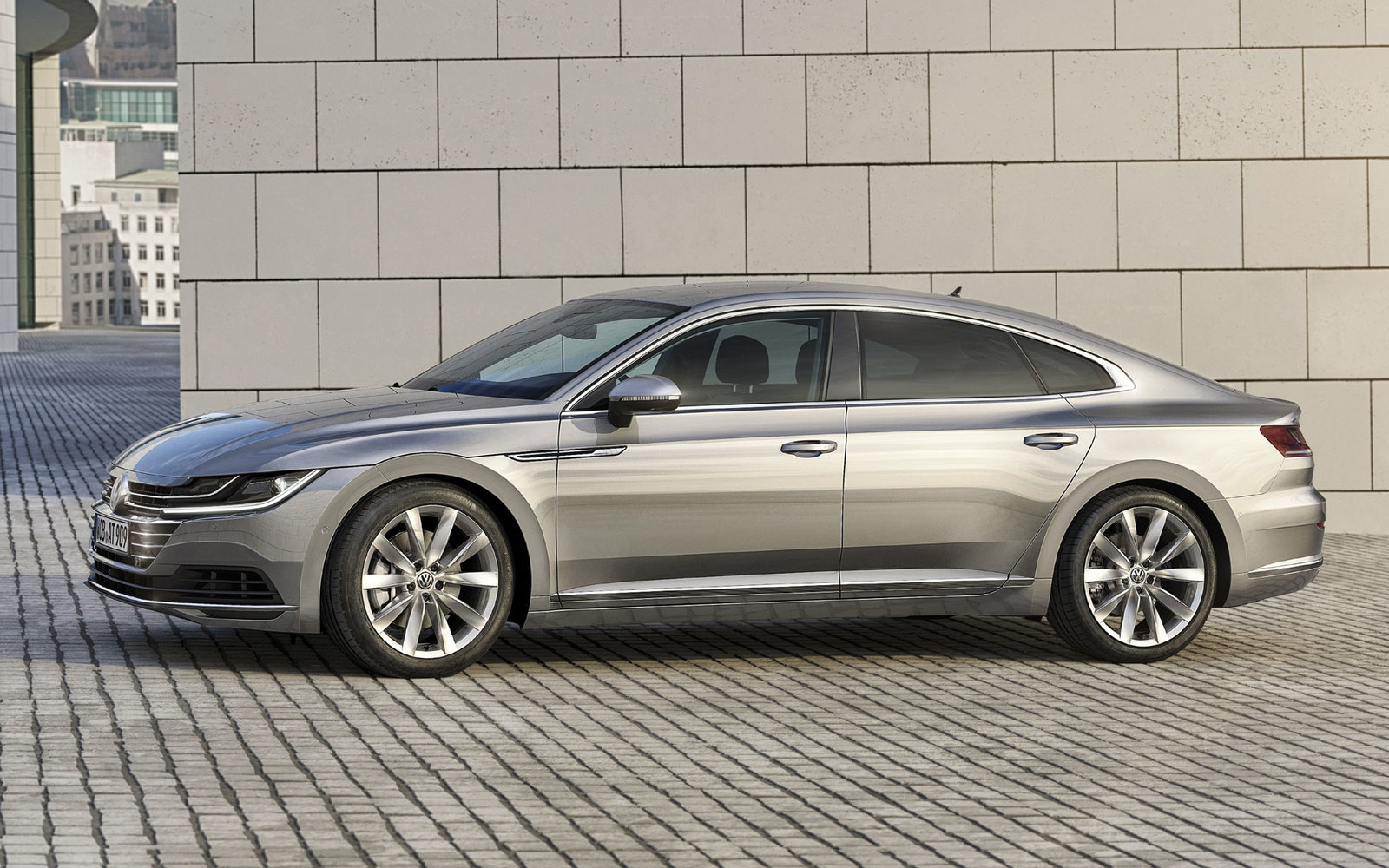 VW Arteon Highline
