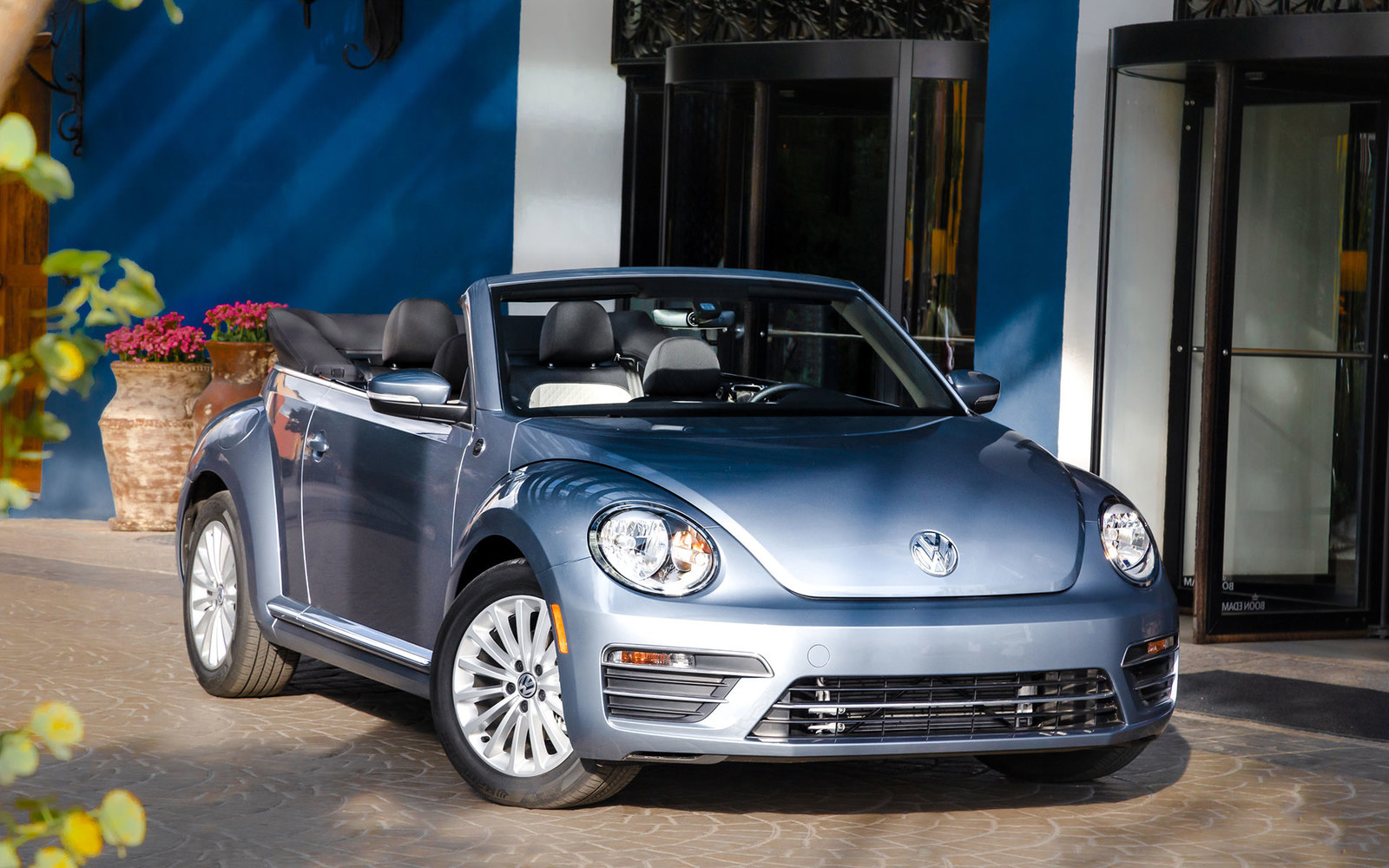 VW Beetle Cabrio Final Edition