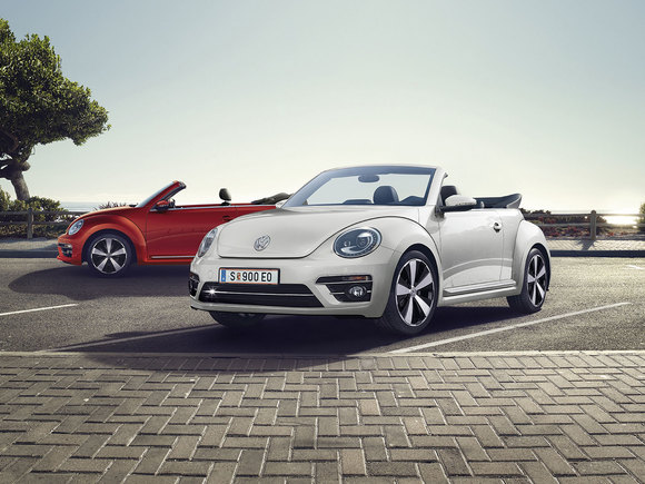 VW Beetle Last Edition