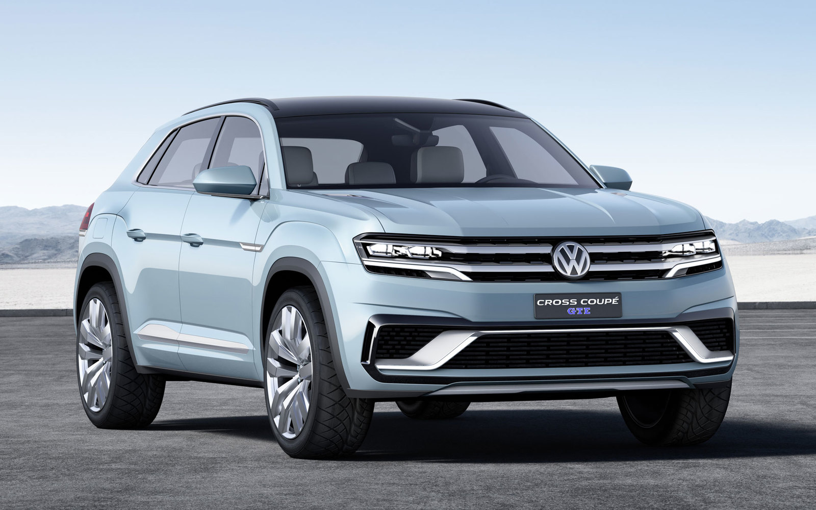 VW Cross Coupé GTE Studie