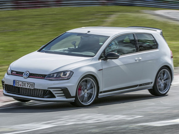 VW Golf GTI Clubsport S Nürburgring