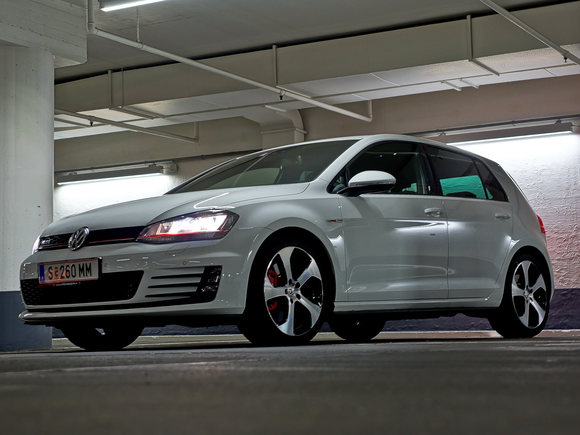 VW Golf GTI Performance im Test