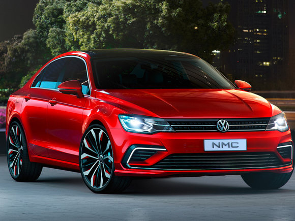 VW New Midsize Coupé