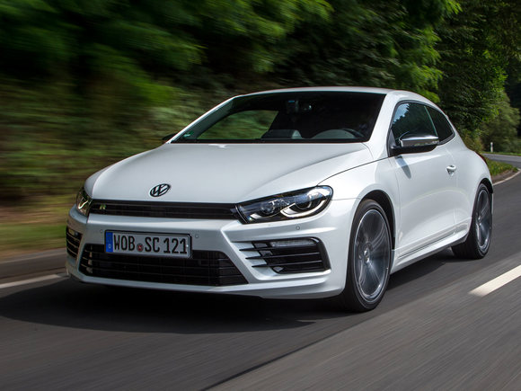 VW Scirocco R Facelift