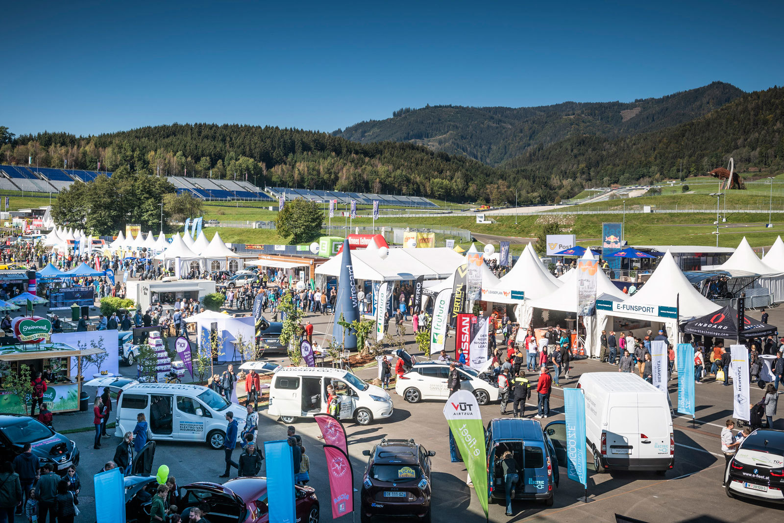 E-Mobility Play Days am Red Bull Ring