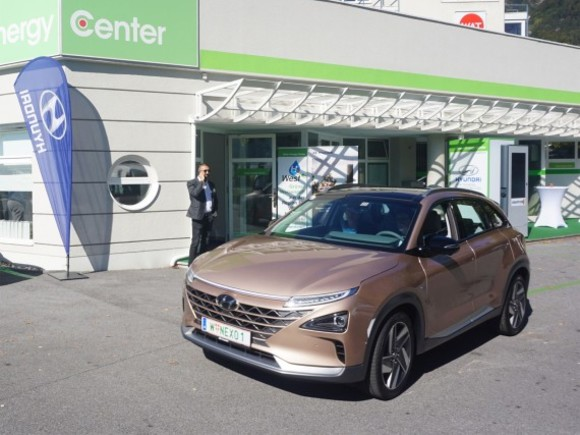 Hyundai NEXO: Roll-Out gestartet