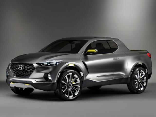 Hyundai pickup concept