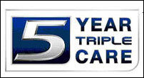 Hyundai 5 year triple care