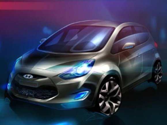 Weltpremiere in Paris: Hyundai ix20