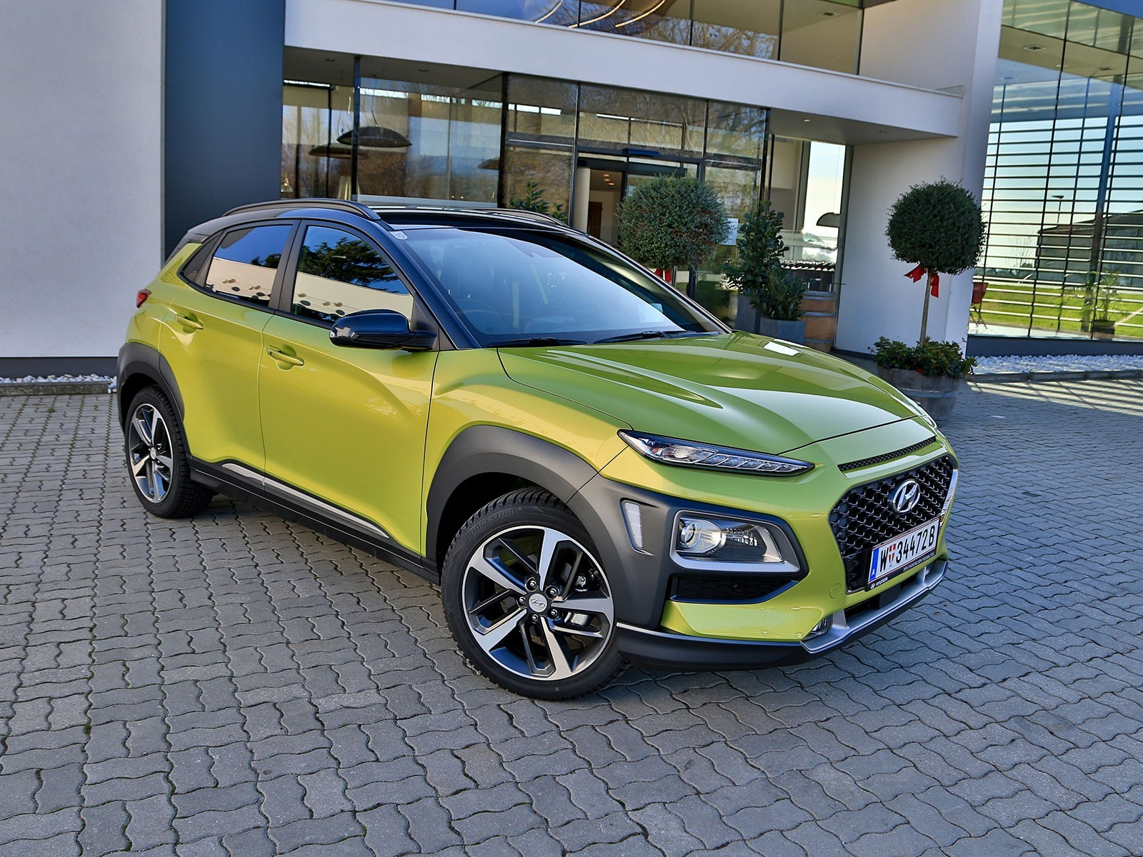 foto hyundai kona style 1 0 t gdi 2wd testbericht vom artikel der neue hyundai kona. Black Bedroom Furniture Sets. Home Design Ideas