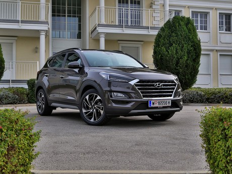 Hyundai tucson level 6 2 0 crdi 4wd at testbericht 001