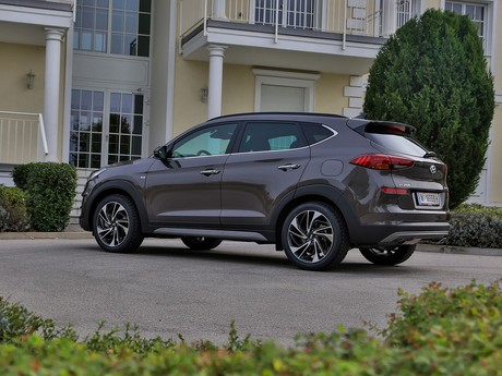 Hyundai tucson level 6 2 0 crdi 4wd at testbericht 003