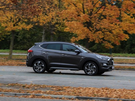 Hyundai tucson level 6 2 0 crdi 4wd at testbericht 009