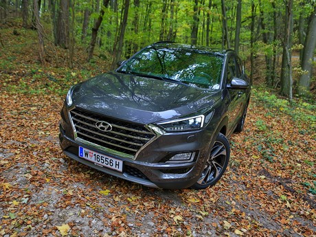 Hyundai tucson level 6 2 0 crdi 4wd at testbericht 011
