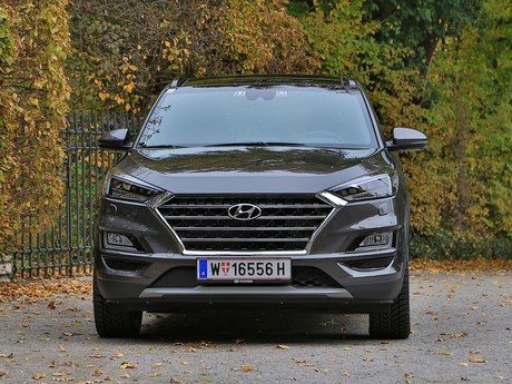 Hyundai tucson level 6 2 0 crdi 4wd at testbericht 013