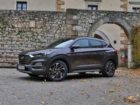 Hyundai tucson level 6 2 0 crdi 4wd at testbericht 016