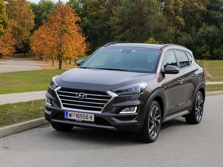 Hyundai tucson level 6 2 0 crdi 4wd at testbericht 021