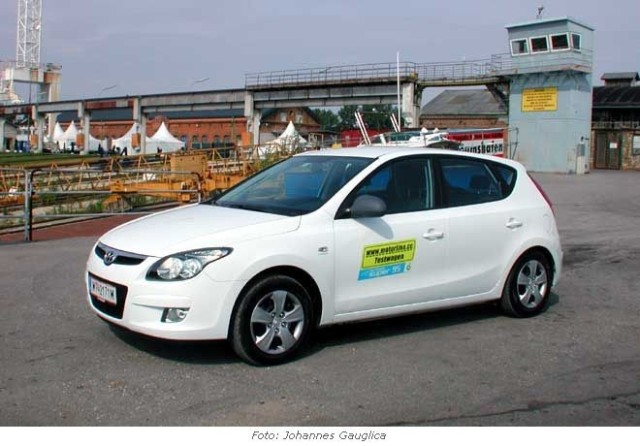 Hyundai i30 1.4 ISG Europe - im Test