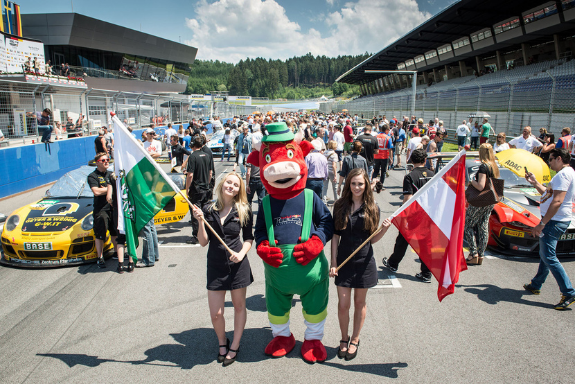 ADAC GT Masters 2016 am Red Bull Ring