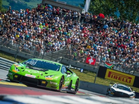 ADAC GT Masters 2018 am Red Bull Ring
