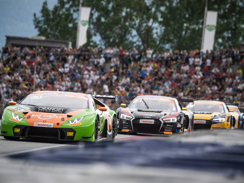 ADAC GT Masters 2019 am Red Bull Ring in Spielberg