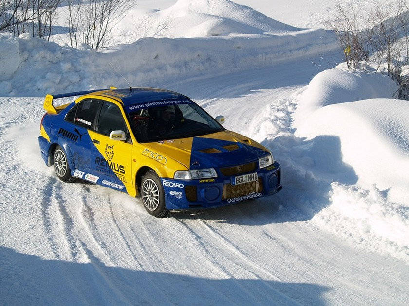 Ice night drift challenge 2007