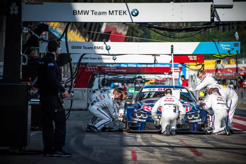 DTM am Red Bull Ring