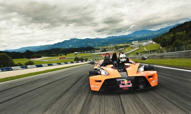 Driving Experience Day Spielberg