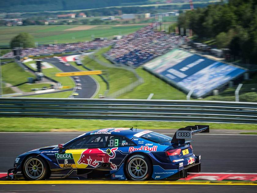 Motorsport-Events 2017 am Red Bull Ring