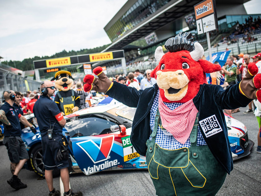 Motorsport-Events 2019 am Red Bull Ring