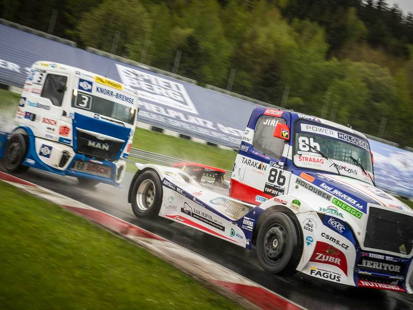 Truck Race Trophy am Red Bull Ring