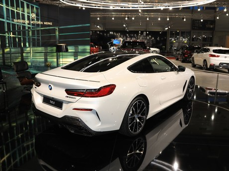 BMW 8er Coupe