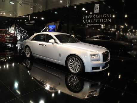 Rolls Royce Ghost Collection