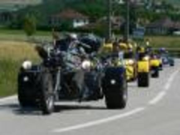 Fotos von der TOY-RUN 2007