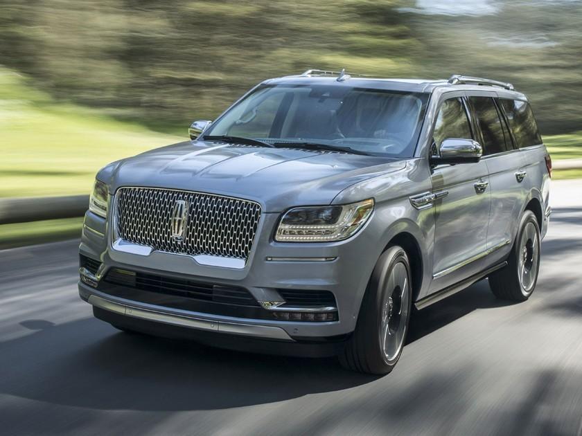Premiere: Der neue Lincoln Navigator auto-motor.at