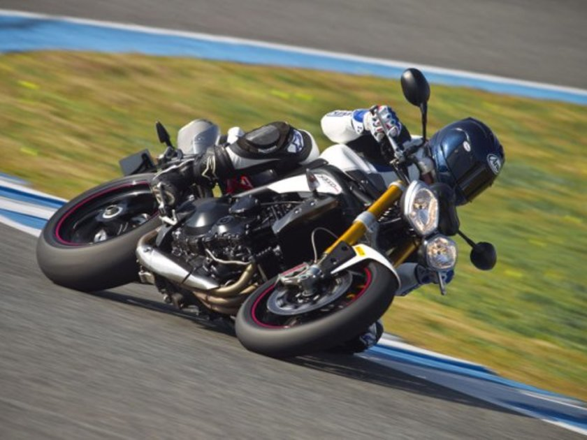 Triumph Speed Triple R25