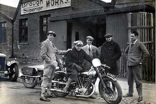 Brough superior 3