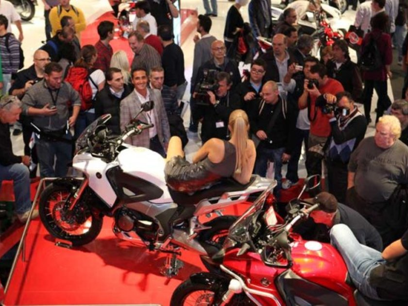 EICMA 2011 Fotos