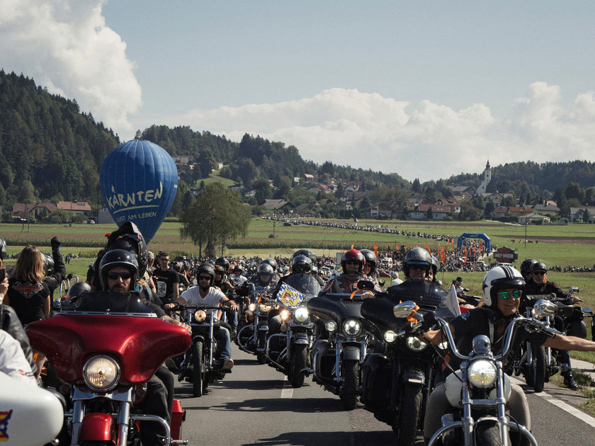 European Bike Week Harley-Treffen 2019