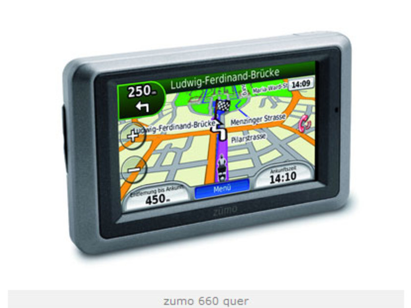 garmin zumo 660 europa neues motorrad navi auto. Black Bedroom Furniture Sets. Home Design Ideas