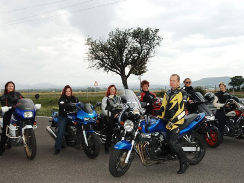 Womens biking 2008