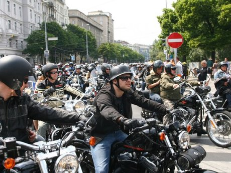 Vienna Harley Days
