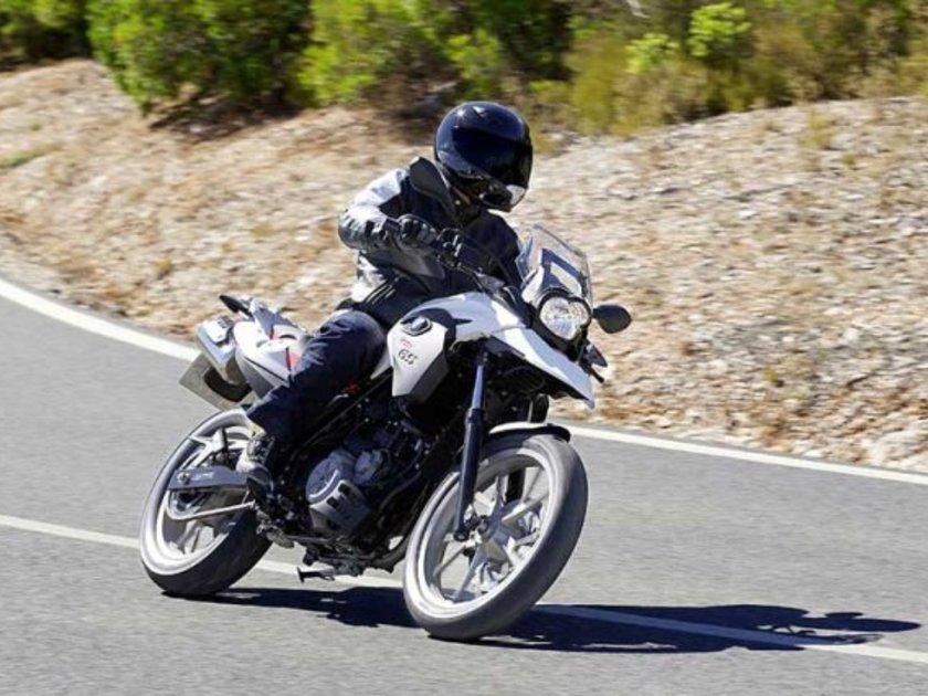 Bmw G 650 Gs Testbericht Auto Motor At