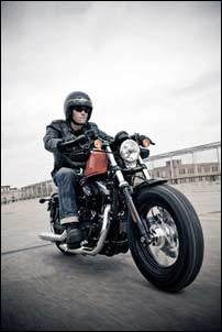 Harley-Davidson XL Forty-Eight